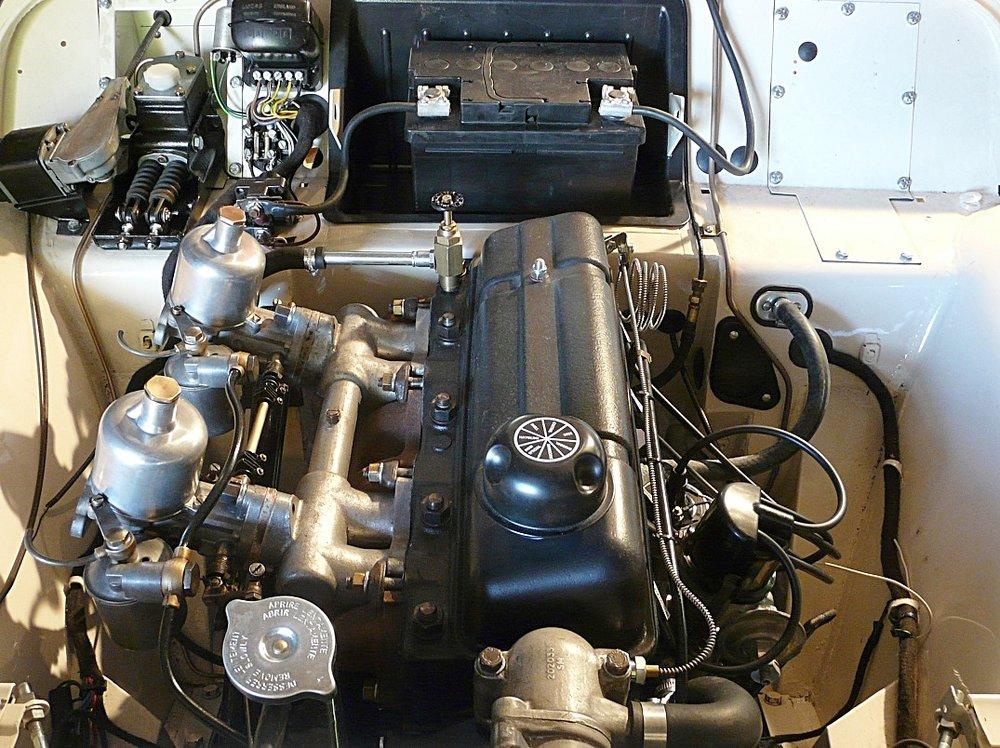 13. Engine bay restored.jpg