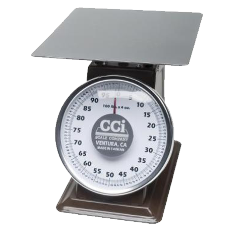 CCI SCALES - AlL SIZES -