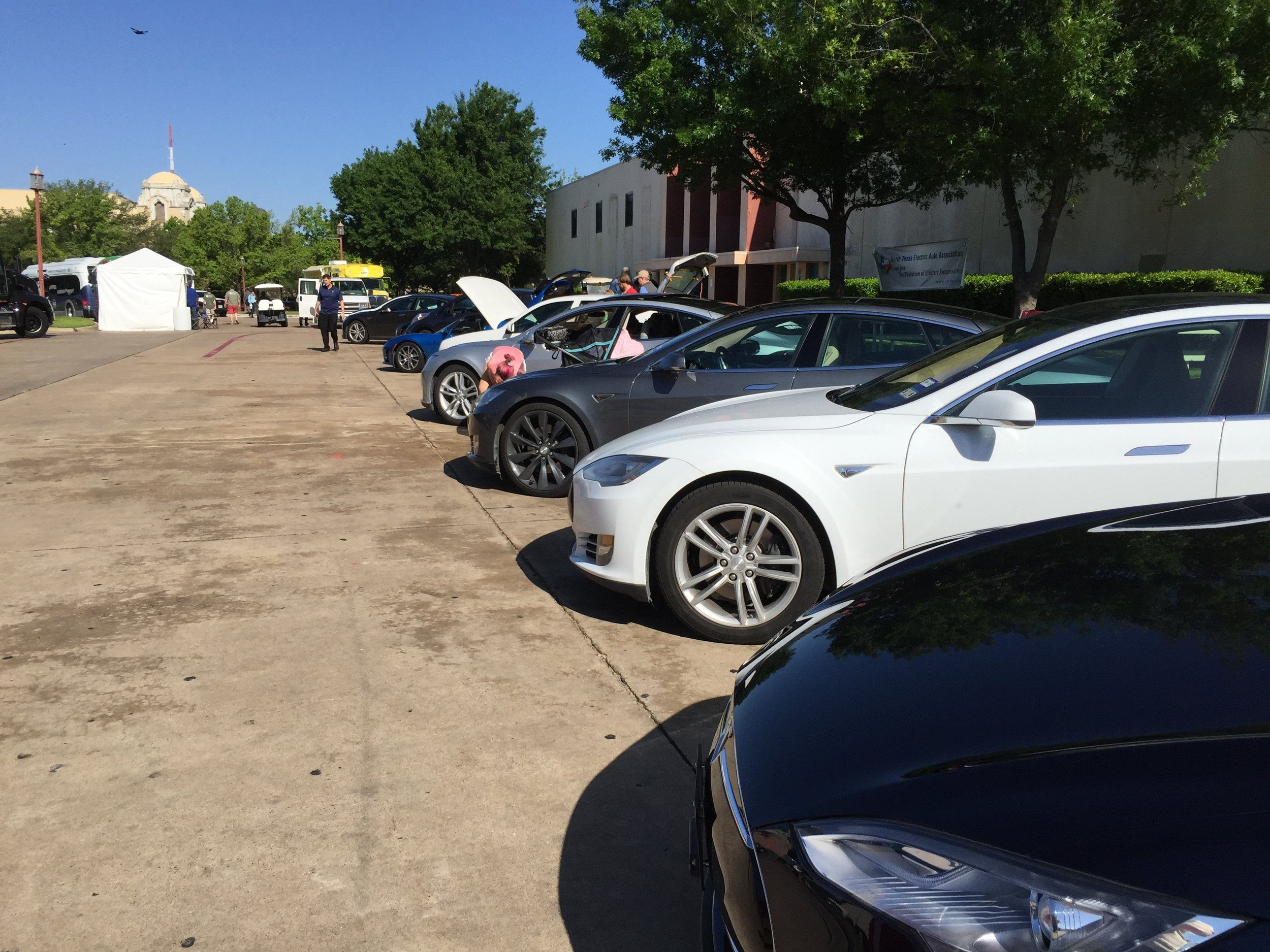 Earth Day Texas 2015 — Tesla Owners Club of North Texas