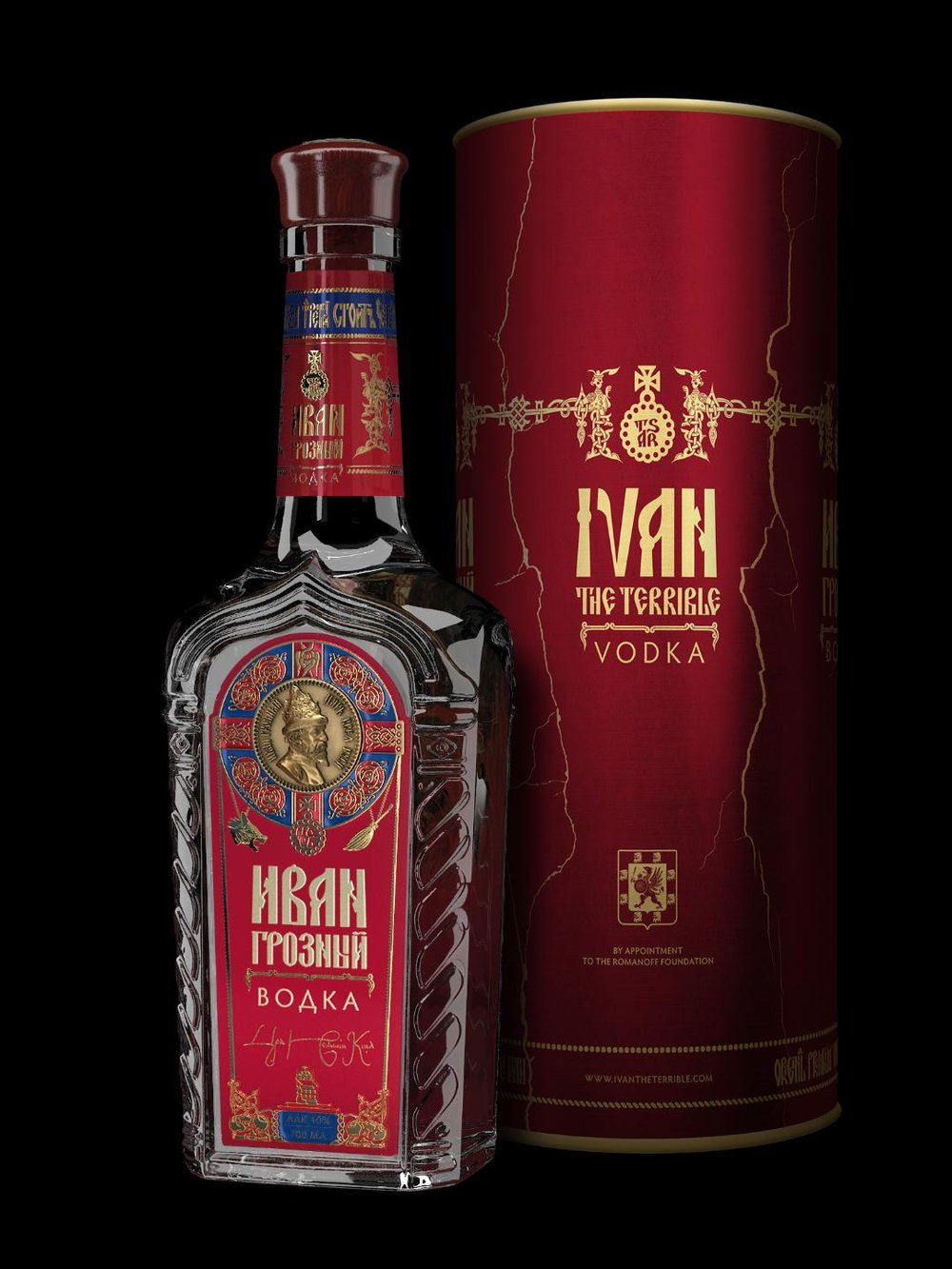 Ivan the Terrible vodka_bottle with red box.jpg