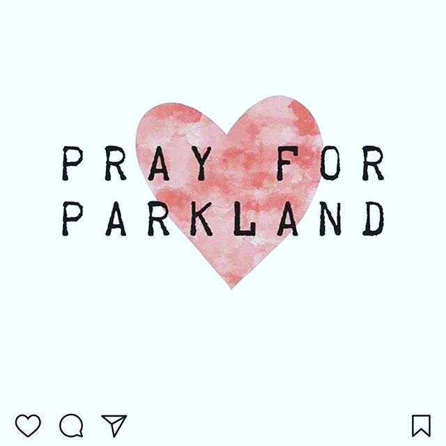 Our thoughts and prayers are with everyone impacted by this tragedy ❤️