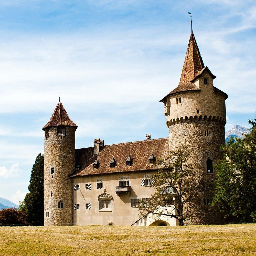 Castles & villas -