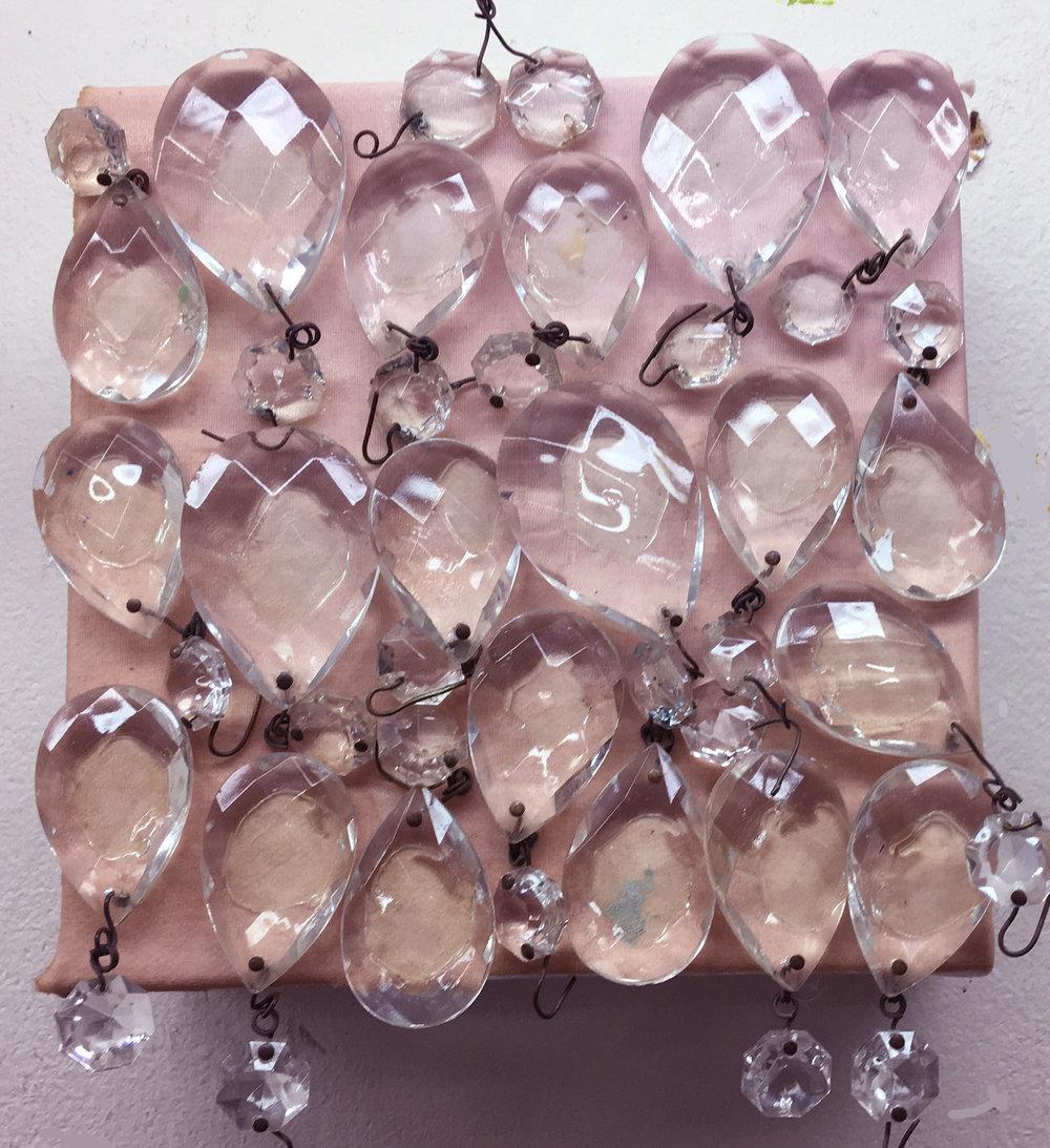 """""""Pink Bubbles"""" c2016"""