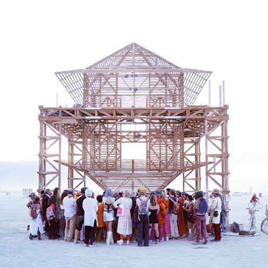 BURNING MAN  - Wedding and Concierge Services