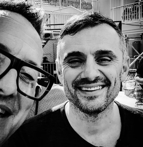 Pete Lorimer and Gary Vaynerchuk