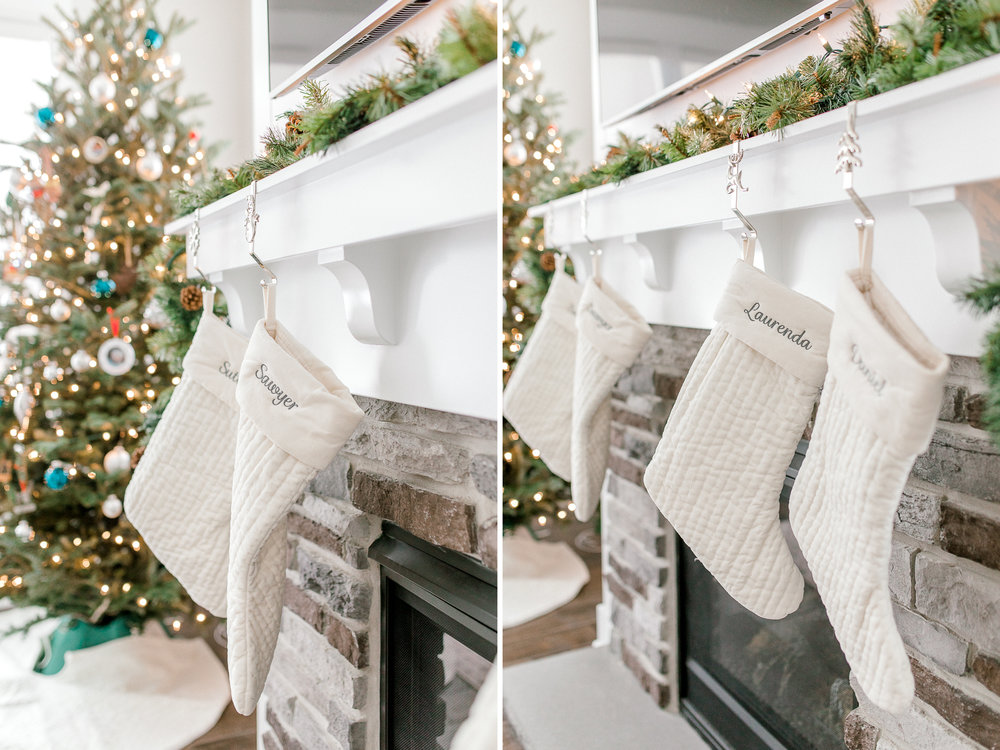 My Home for the Holiday's | Minimalism | Christmas Decor | Pottery Barn Christmas