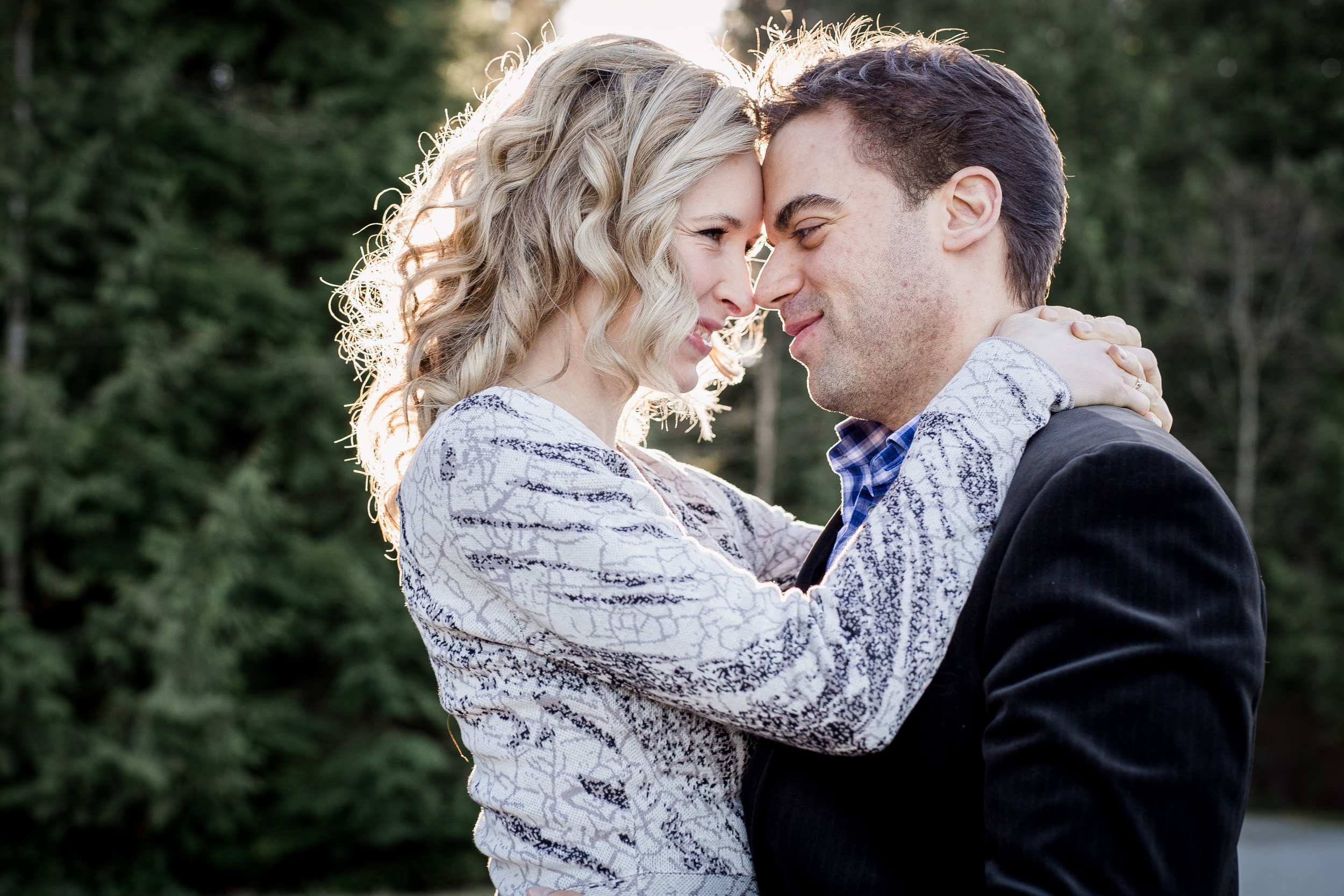 Maple Ridge Engagement - Whonnock Lake- Amanda Coldicutt Blog
