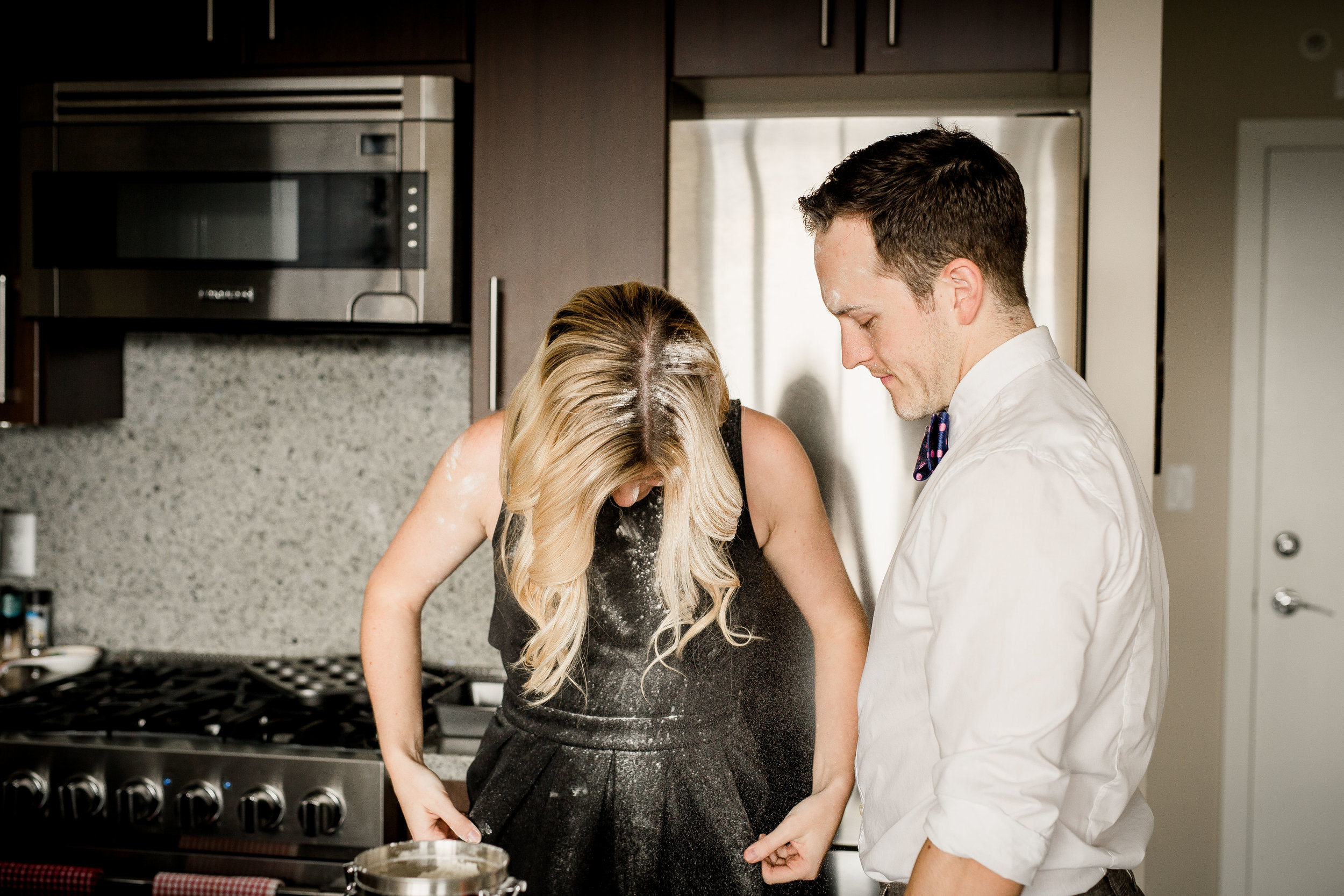 foodies, vancouver engagement photos, false creek, vancouver photographer