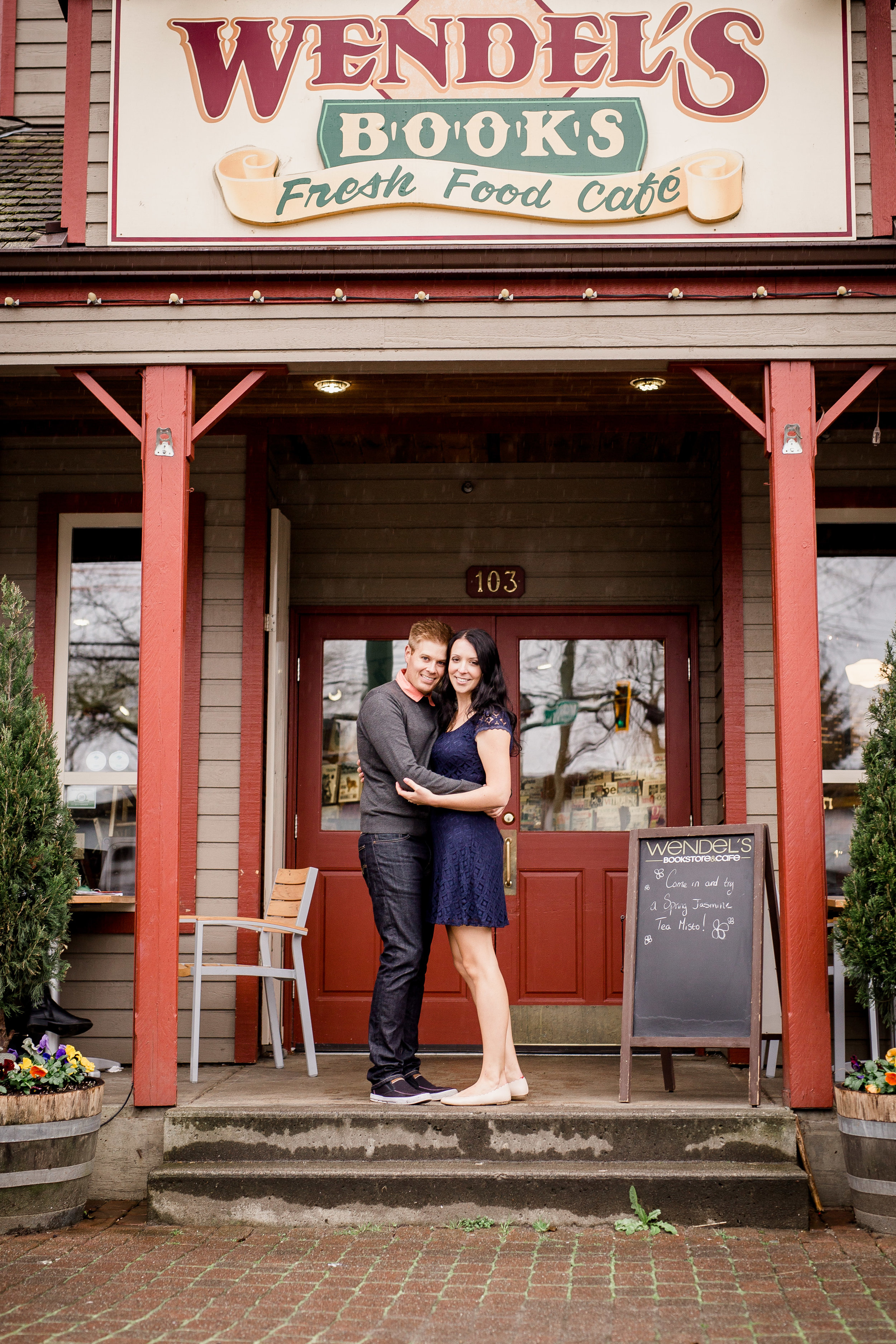 Fort Langley Engagement