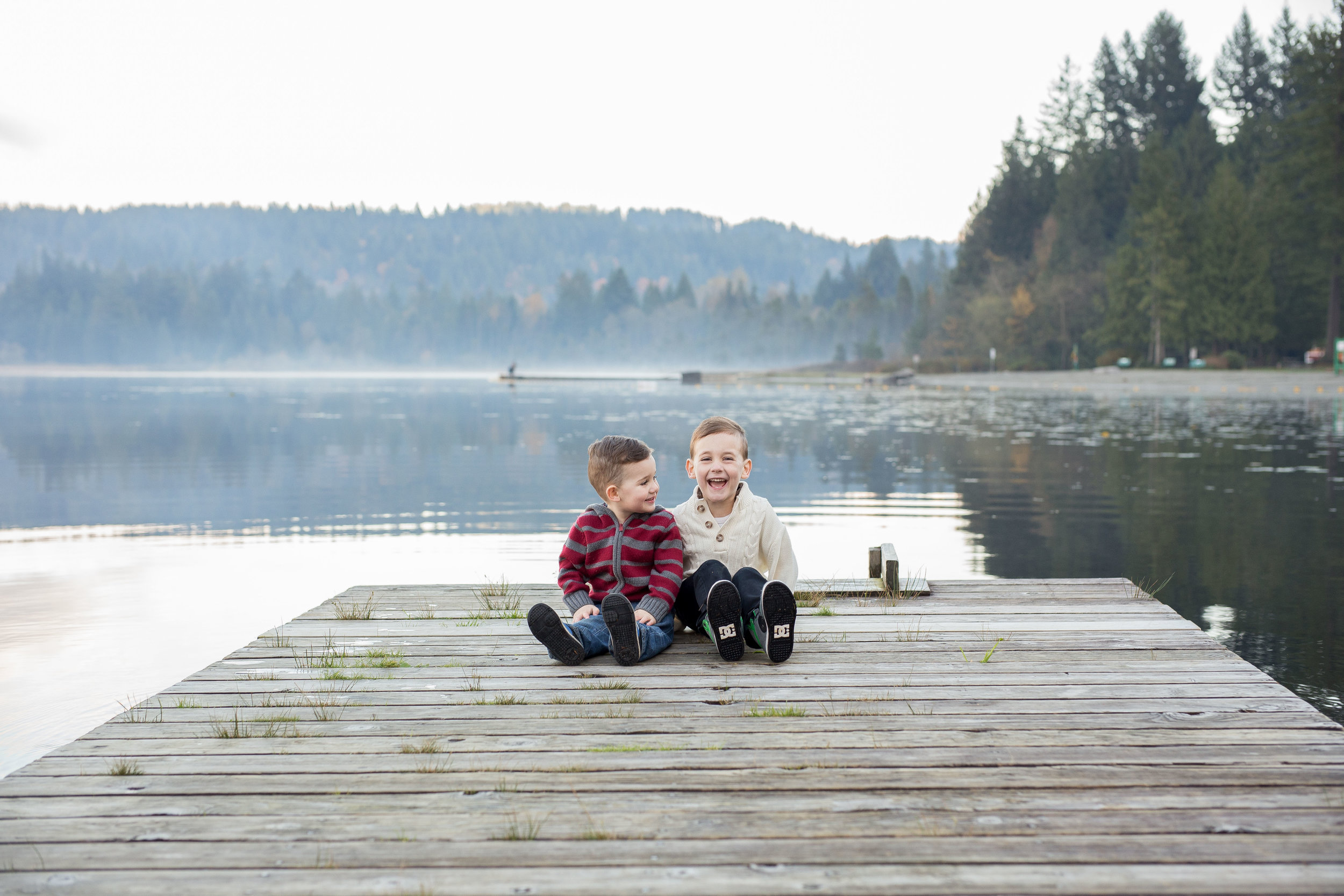 whonnock lake family photos