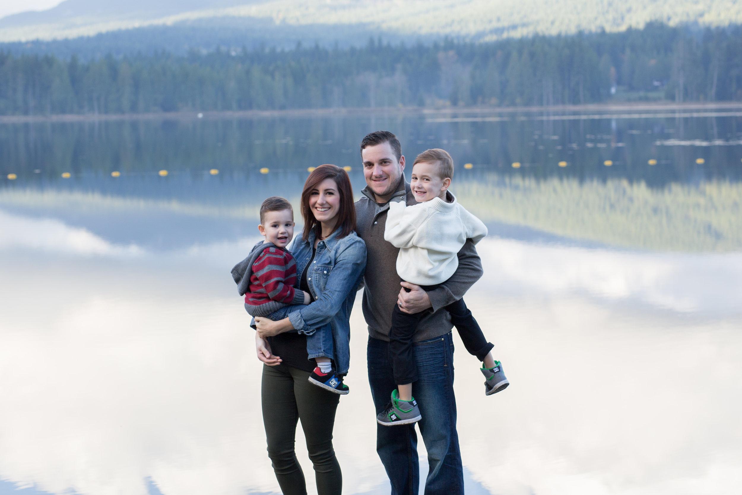 whonnock lake session