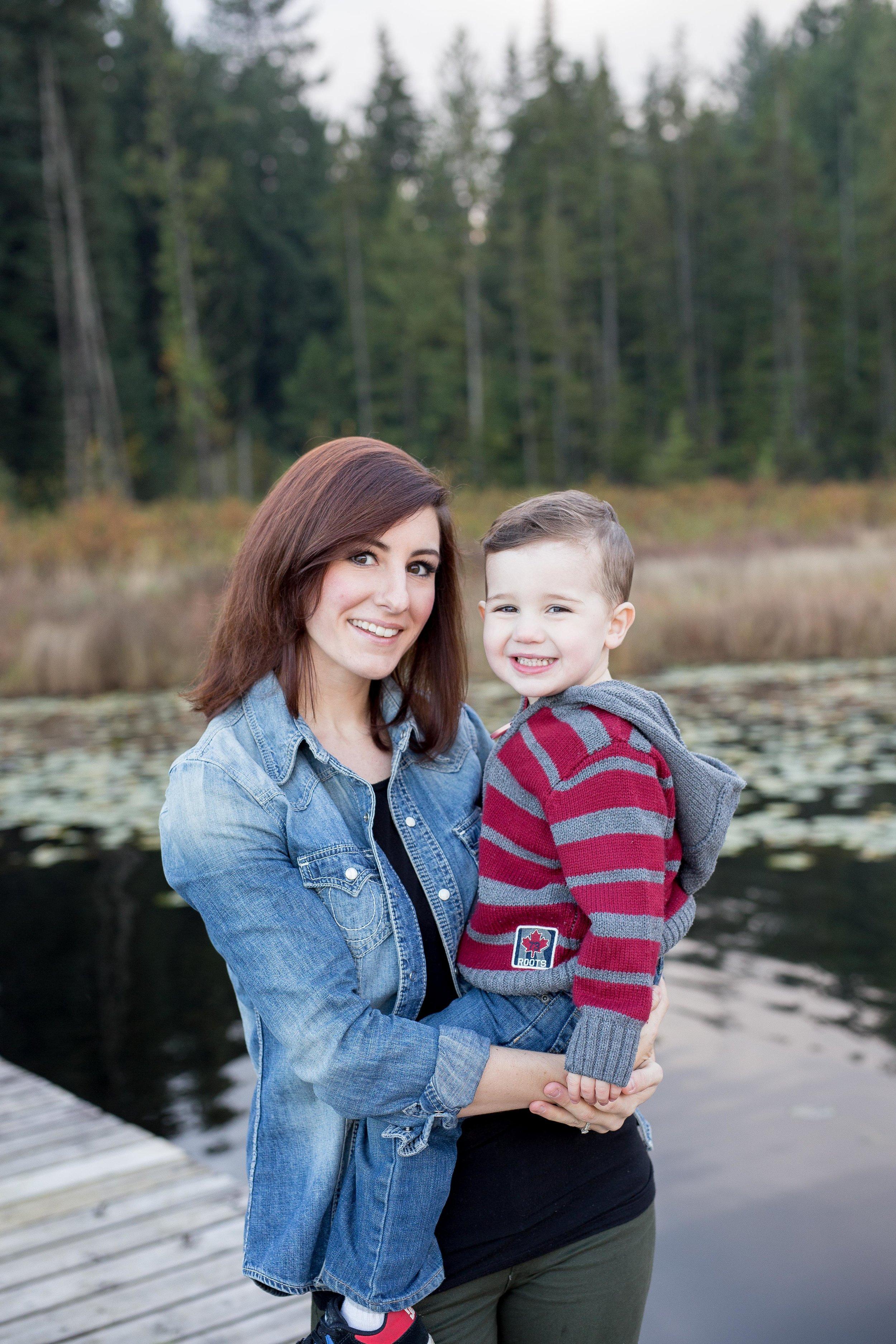 whonnock lake photographer