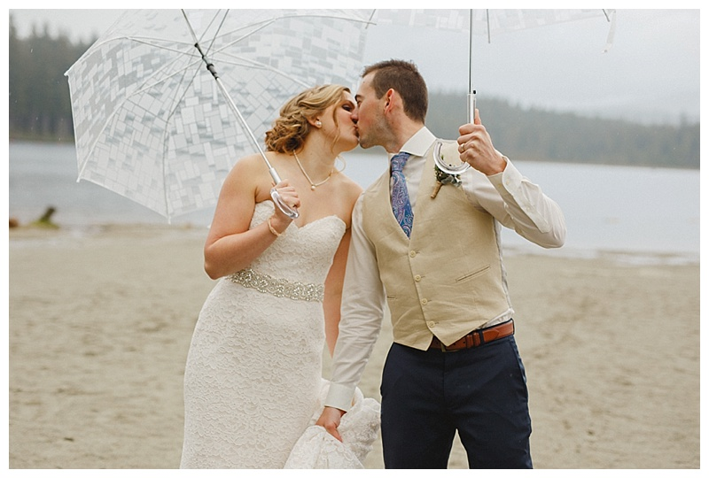 whonnock lake wedding