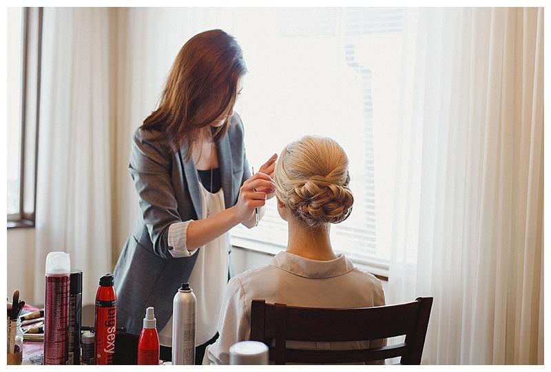 caitlin j makeup + hair