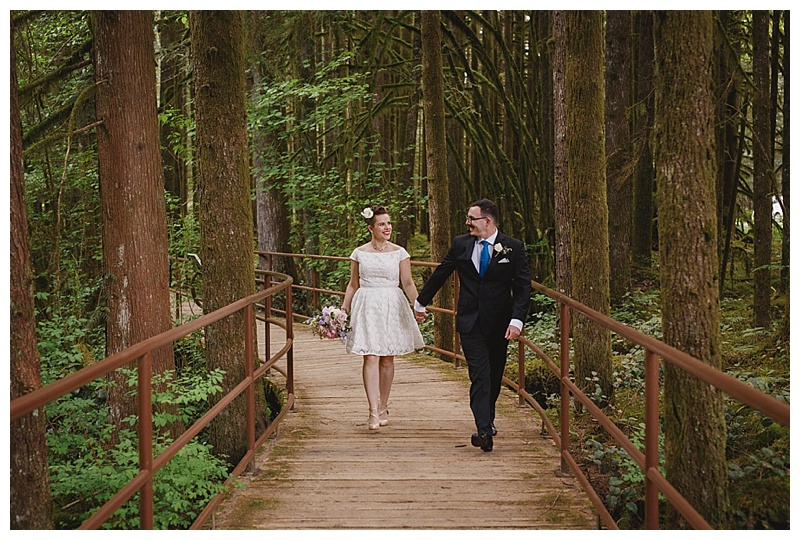 golden ears wedding photos