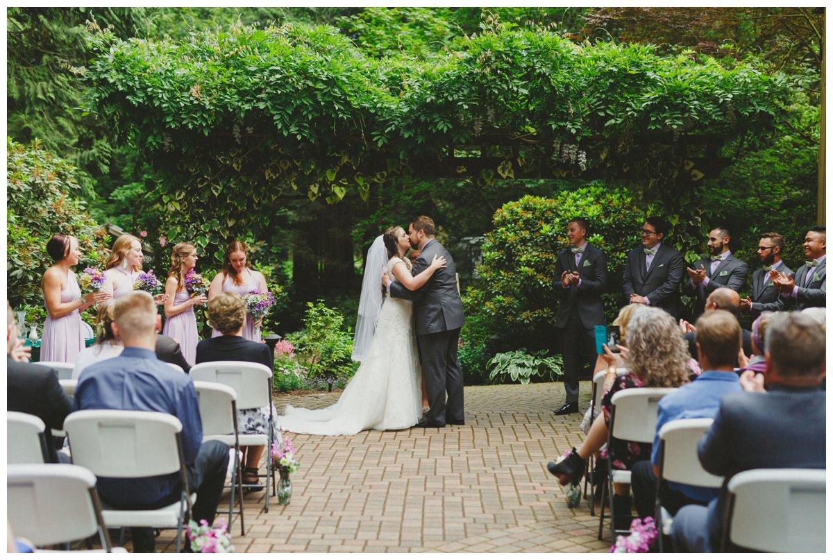 wedding at whonnock lake in maple ridge