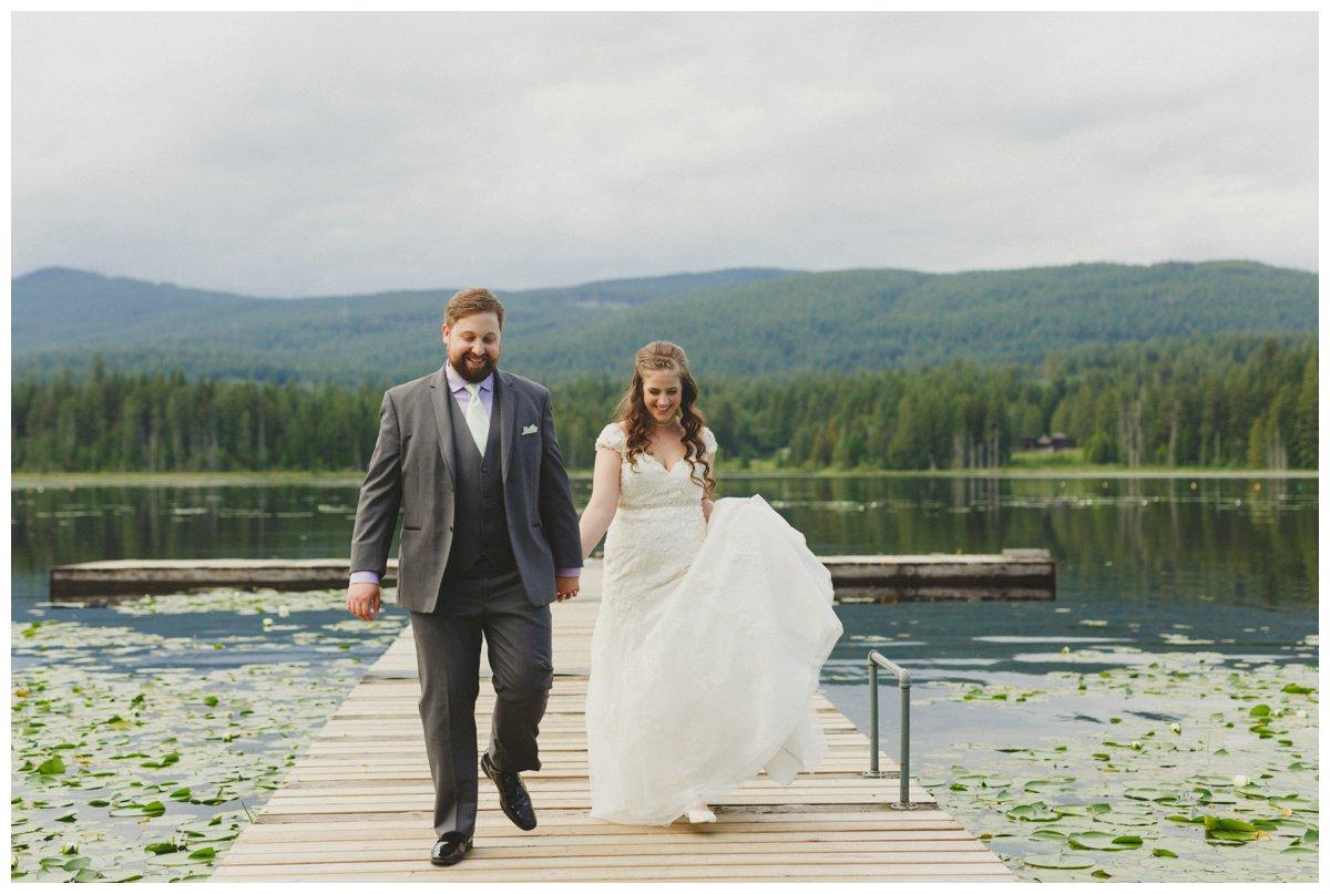 whonnock lake wedding pictures