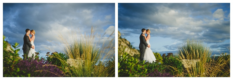 painted rock winery wedding photography
