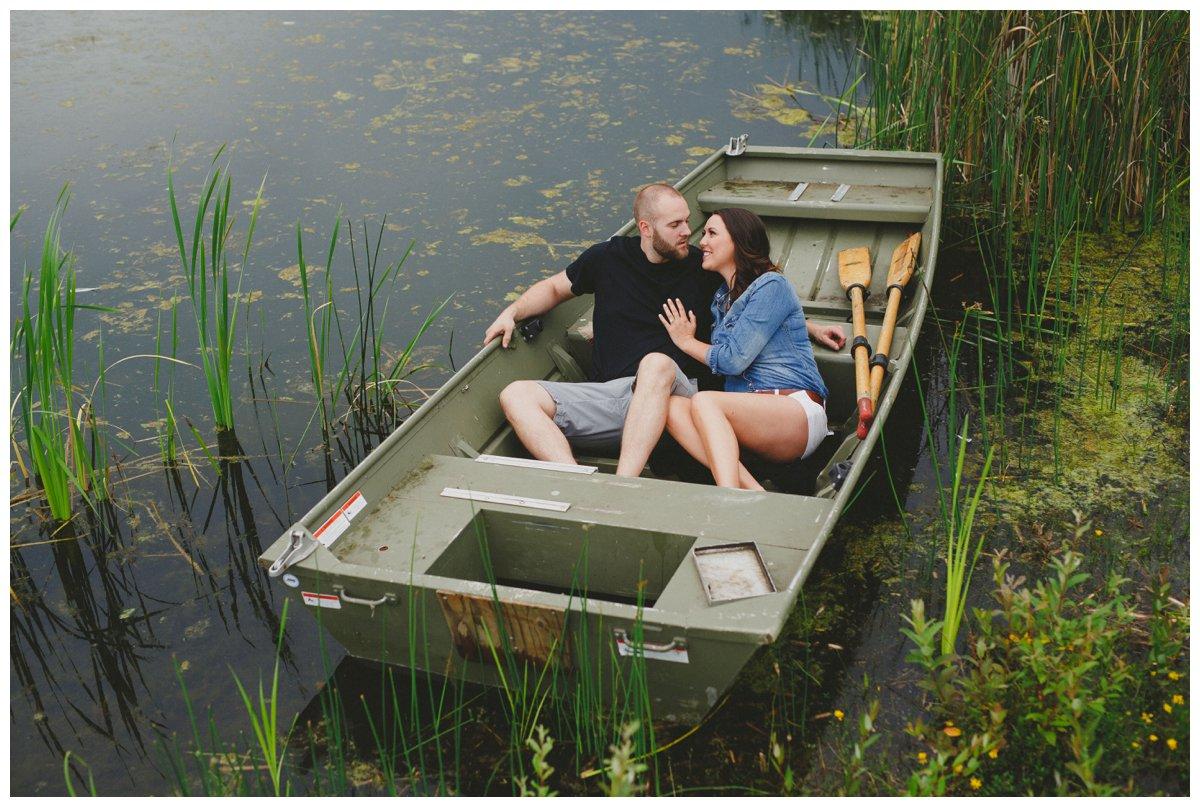 langley engagement photo