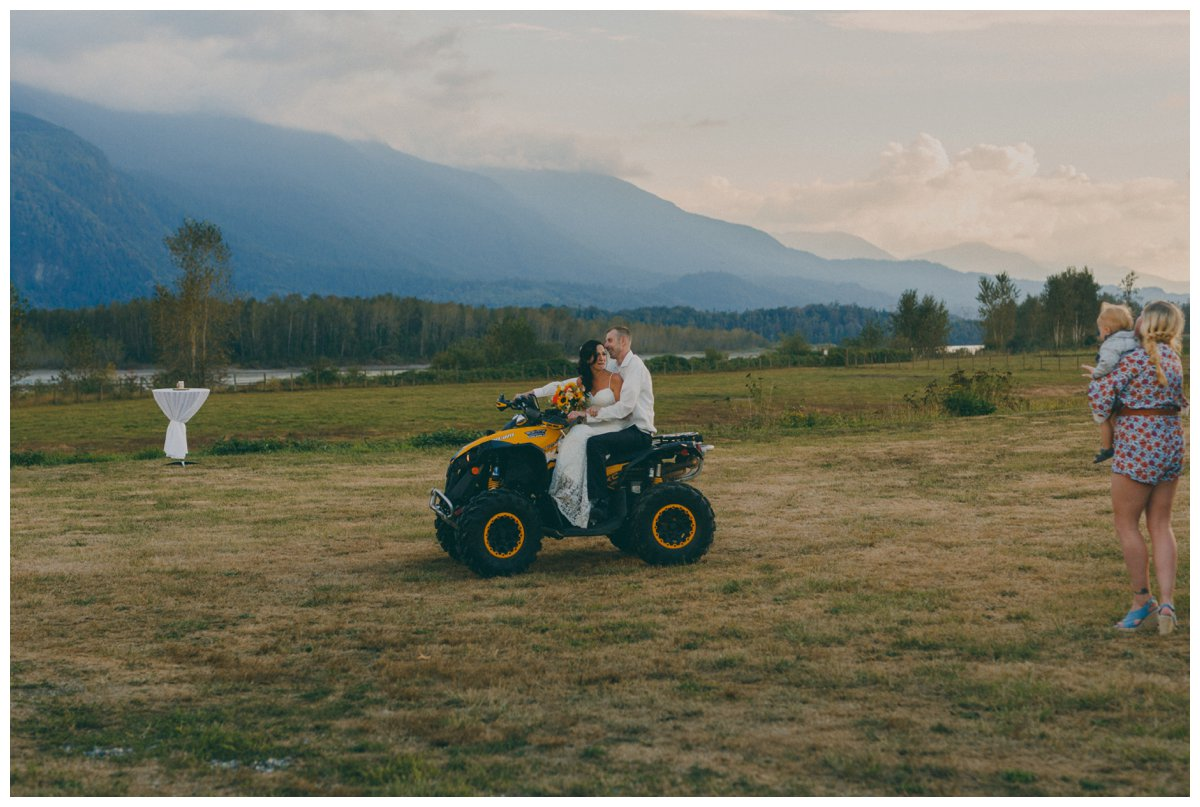agassiz wedding photography