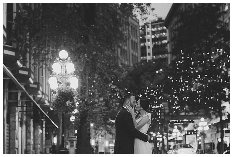 gastown wedding photos