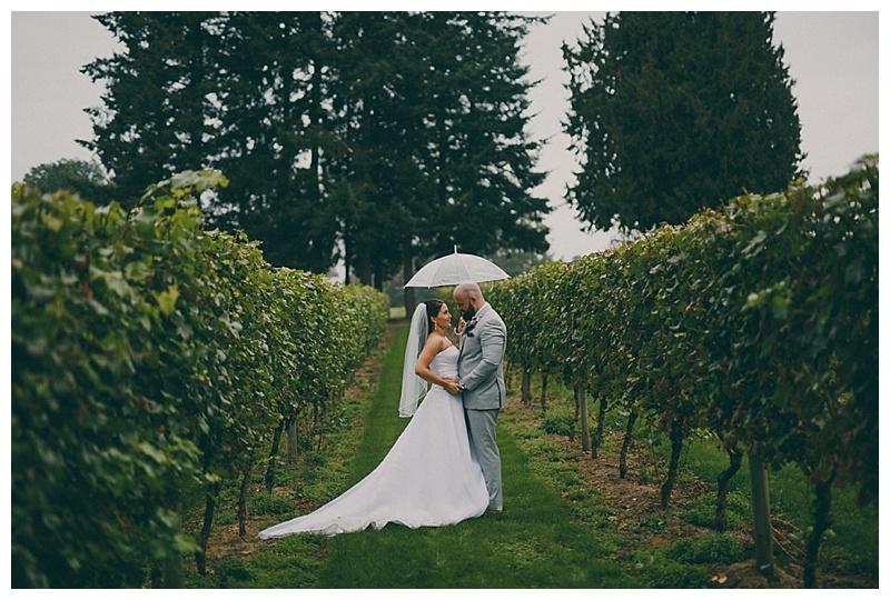 mt. Leham Winery Wedding Photographer