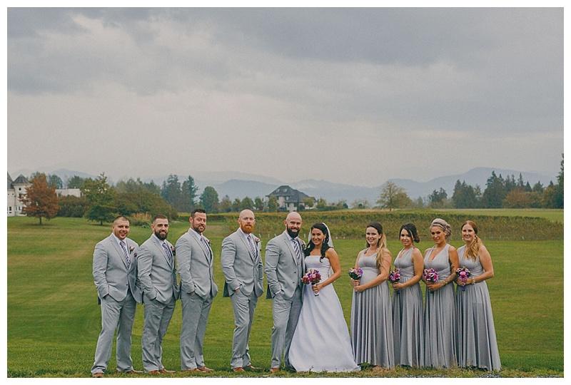fraser valley wedding venue