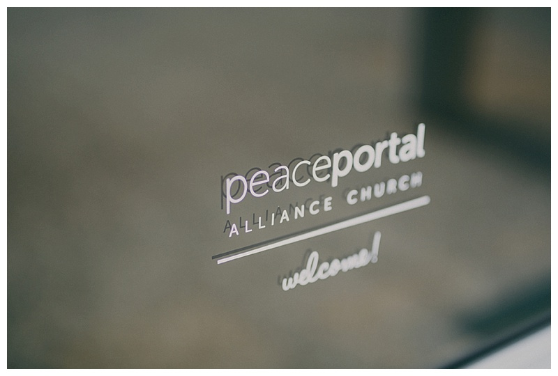 peace portal alliance church wedding