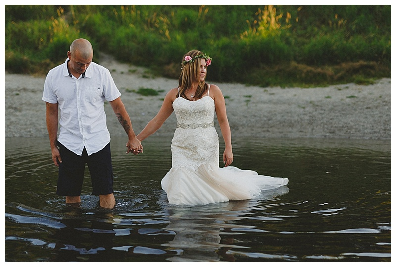 trash the dress photographer pitt meadows
