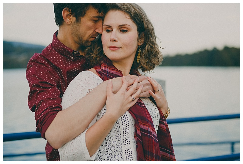 engagement photos at rocky point