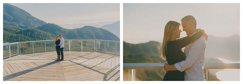 engagement photos in squamish