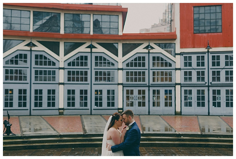 the roundhouse wedding photographer