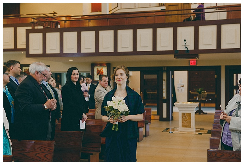 wedding at our lady of the assumption parish