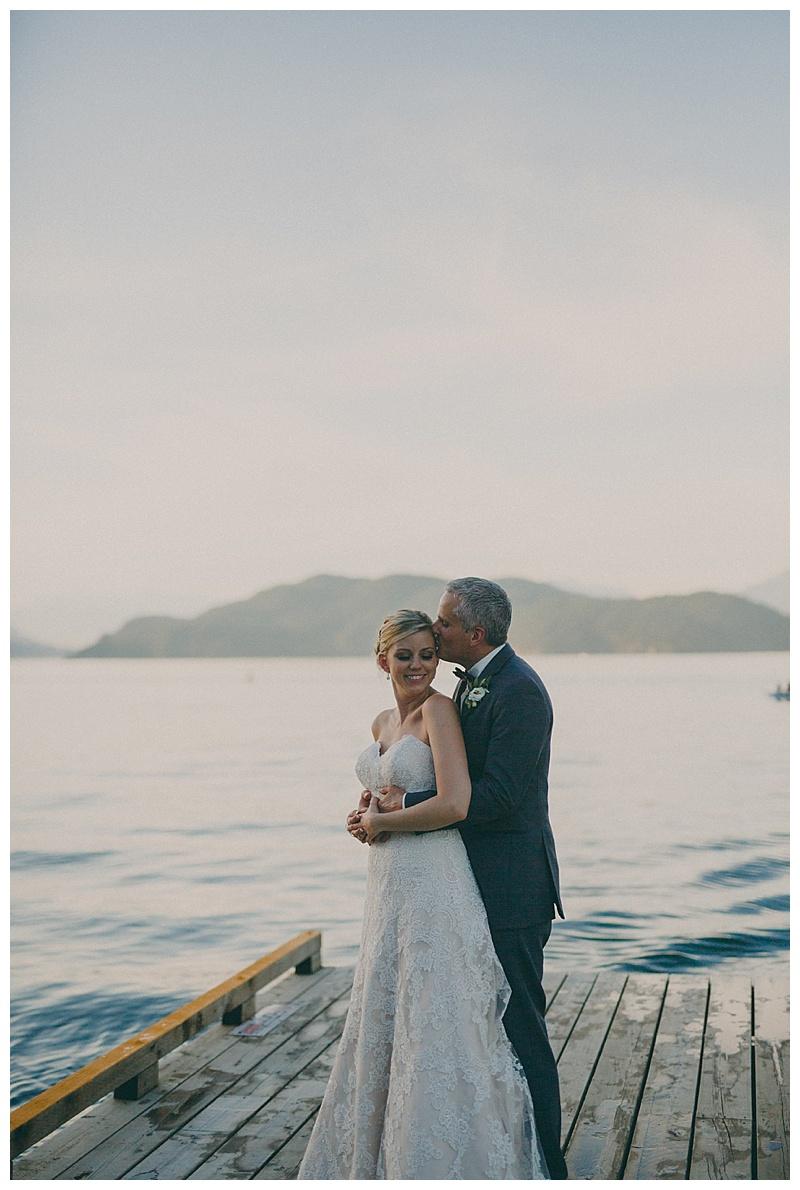 wedding at harrison hot springs resort