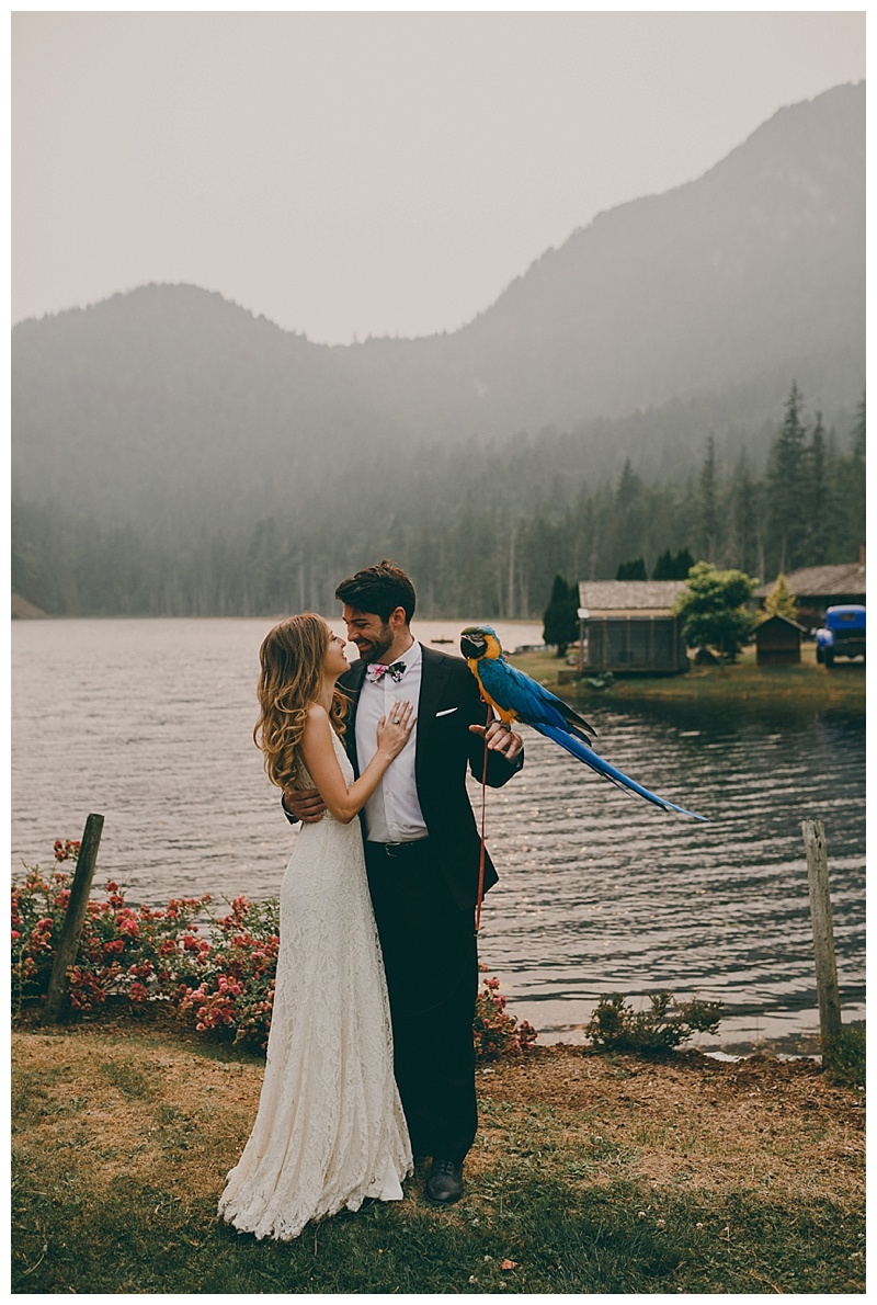 harrison hot springs wedding