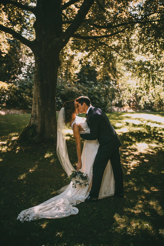 vandusen wedding photographer