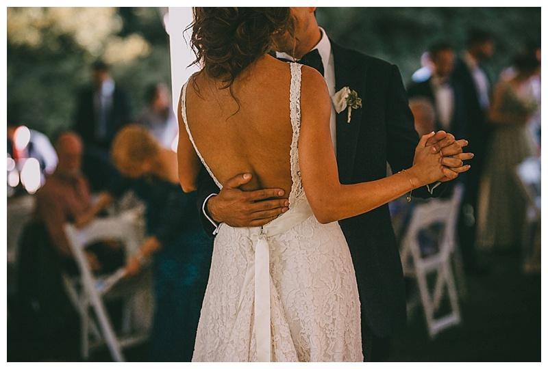 van dusen botanical garden wedding