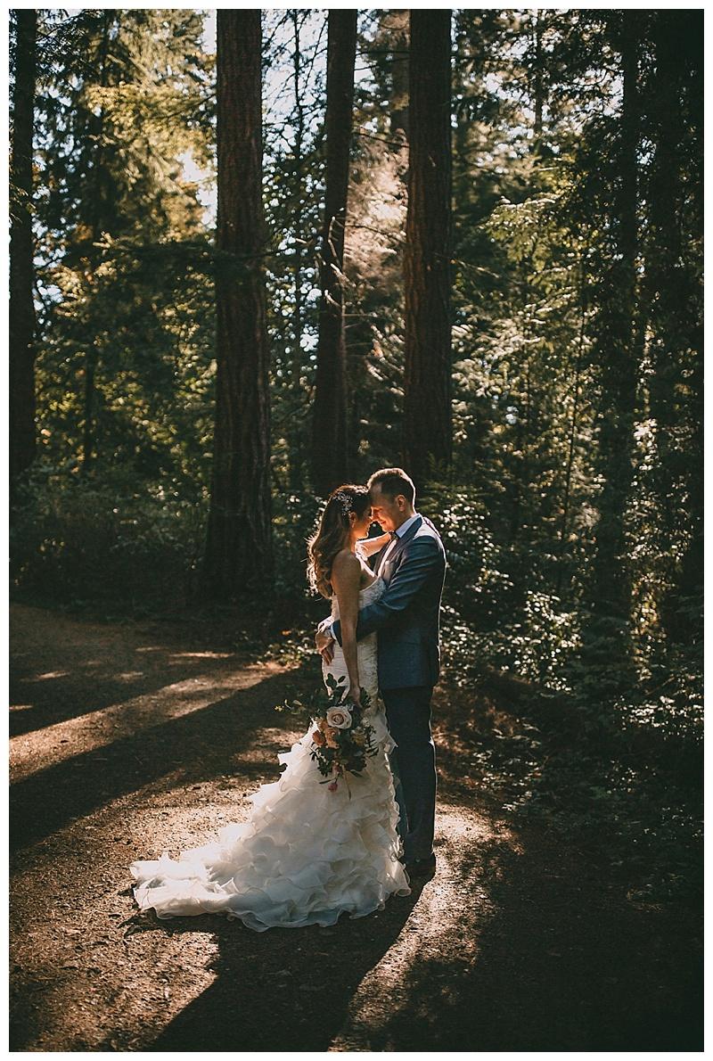 stanley park elopement photography