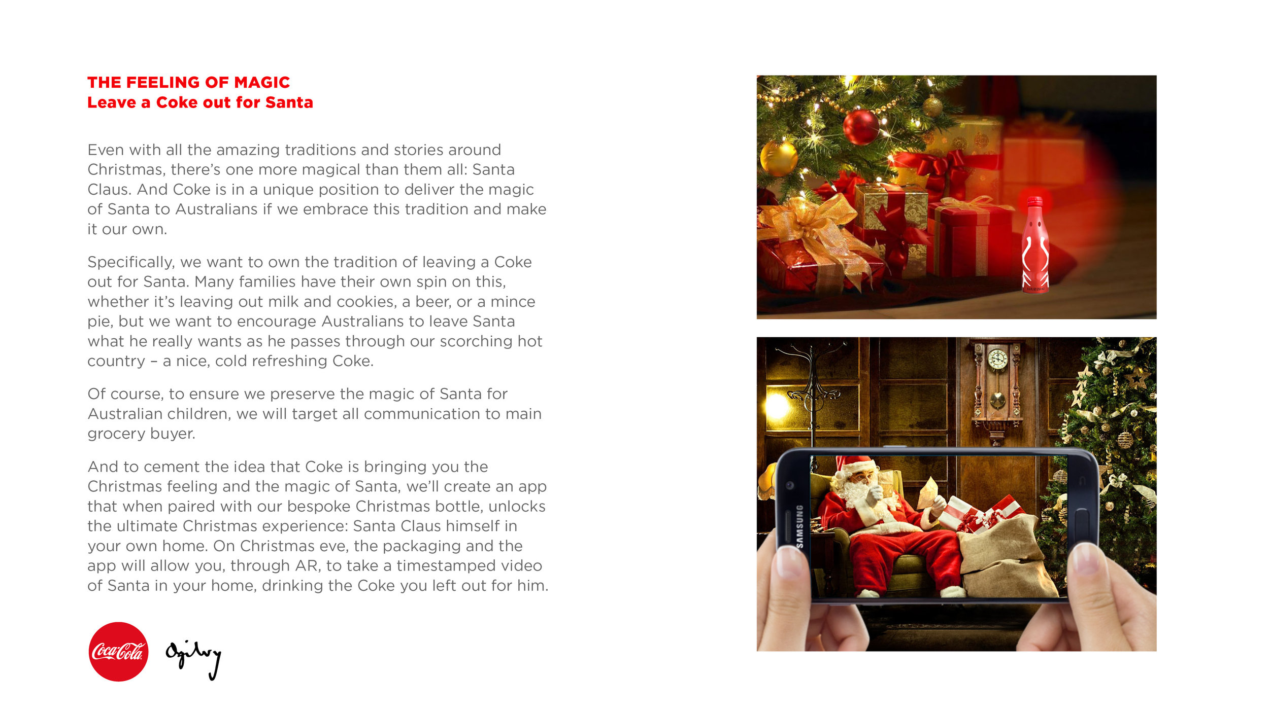 COCA-COLA CHRISTMAS (SPEC) — JLAM JLAM
