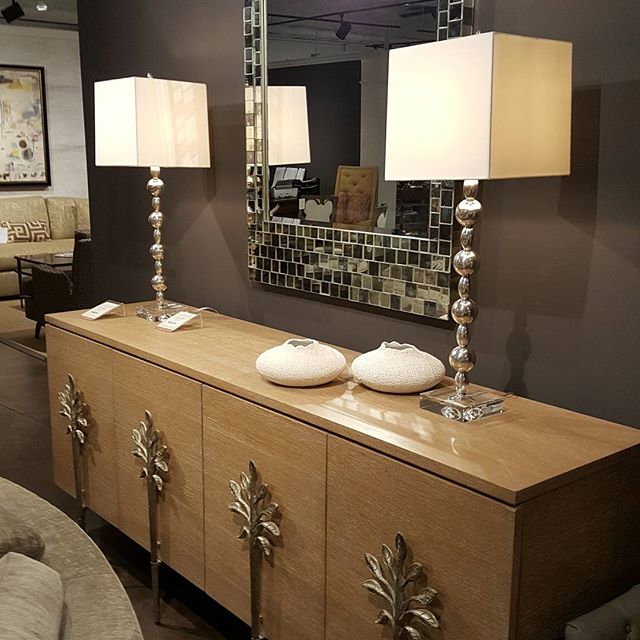 Amazing credenza #ambellahome  at #cordreycollection #lachic #lamdc