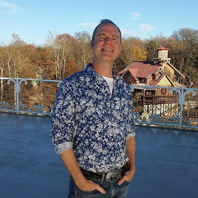 Steven Cordrey in branson Missouri