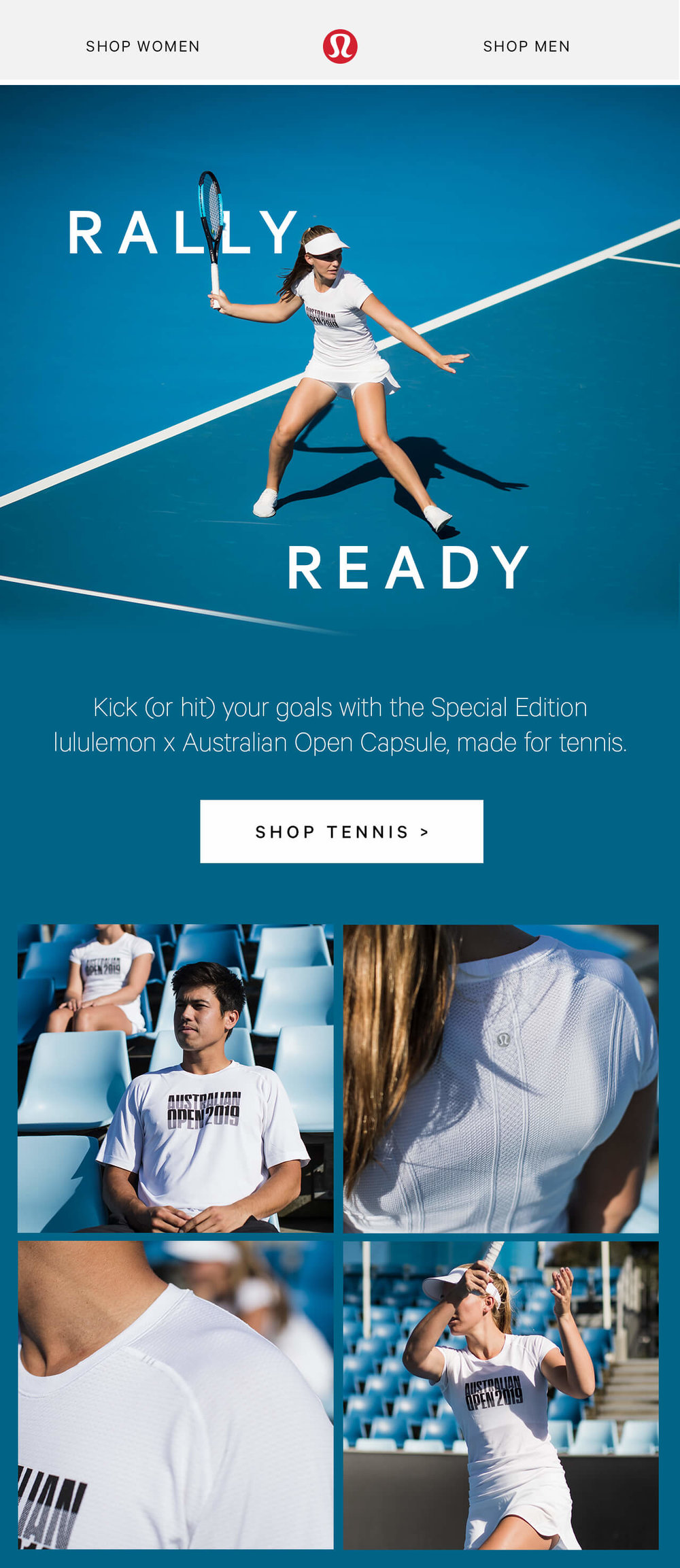 lululemon AUS NZ