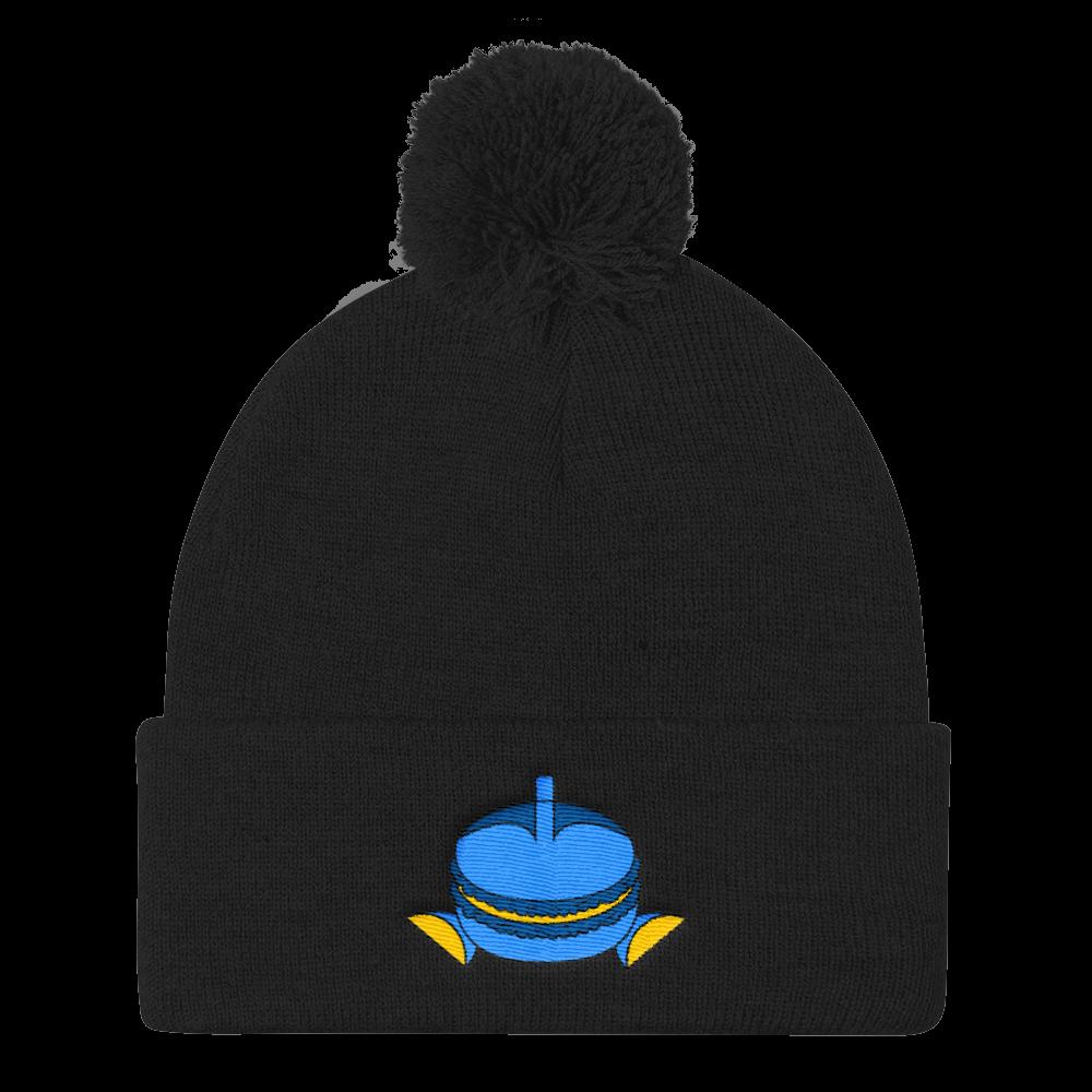 9cbd08a0b06 Dory Pom Pom Hat — We re All Mad Boutique