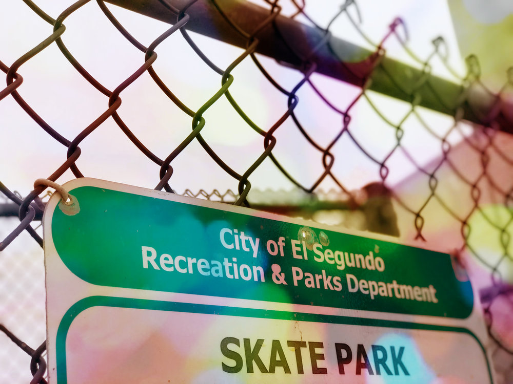 Let's Shred - LOCATED AT THE ICONIC EL SEGUNDO SKATE PARK, Champ Skate camP STAFF is stoked to teach the South Bay groms how to shred the gnar! OR, in plain english, we're quite excited to assist the local youth in learning how to properly maneuver a skateboard... bro. ages 5-12 of all experience levels are welcome!