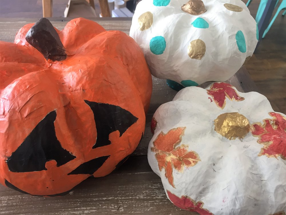 painted pumpkins.JPG