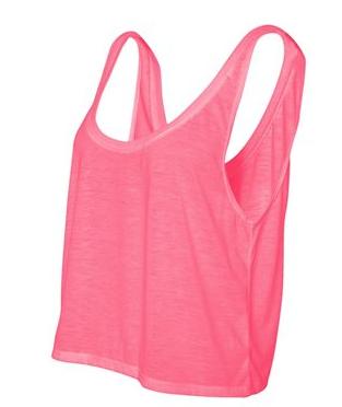 Pink Tank Top (side)