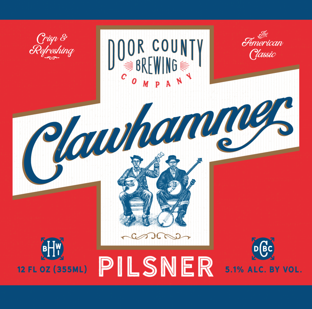Door-County-Brewing-Co-Clawhammer-Pilsner-Label.png