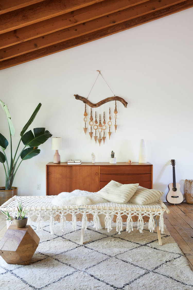 Modern Macrame , photo by Nicole Franzen