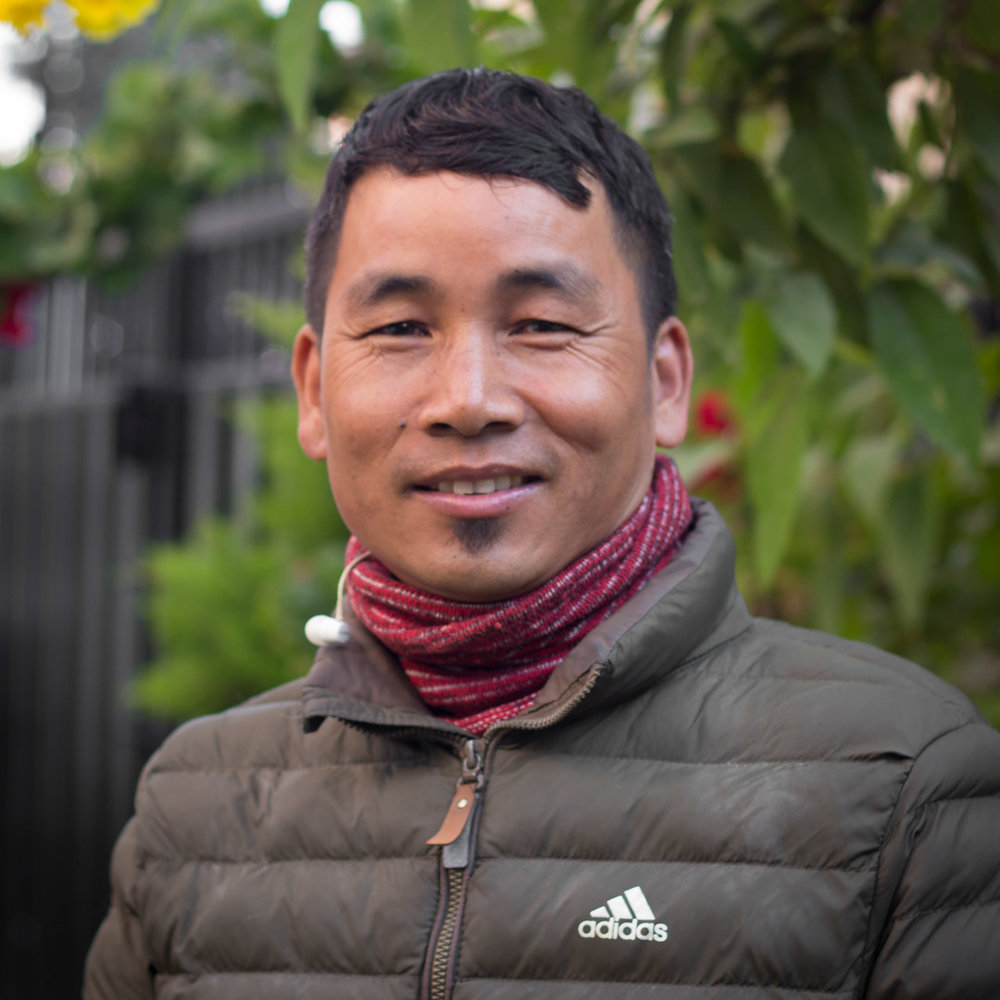 Sagar Magar - Program Coordinator (Kathmandu)