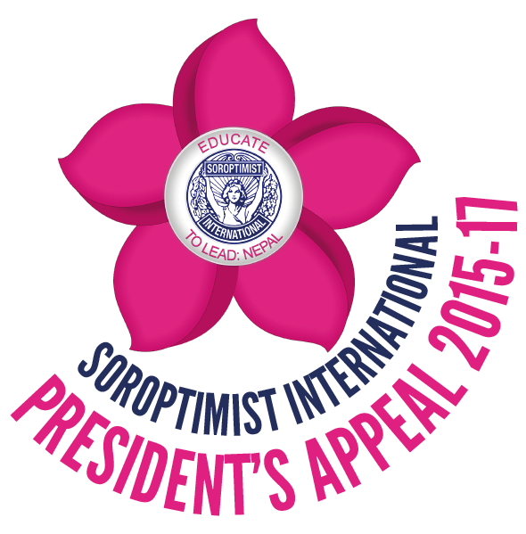 00128 Presidents Appeal Flower Logo 01d-02Nepal wording.png